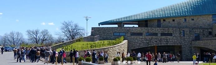 Loppiano Auditorium