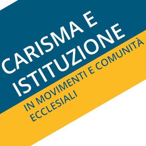 Carisma e istituzione