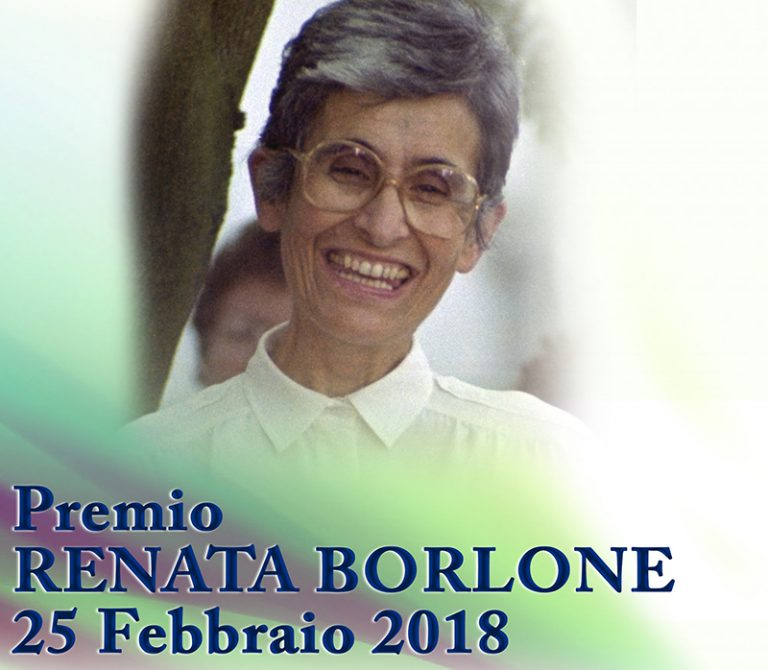 Premio Renata Borlone