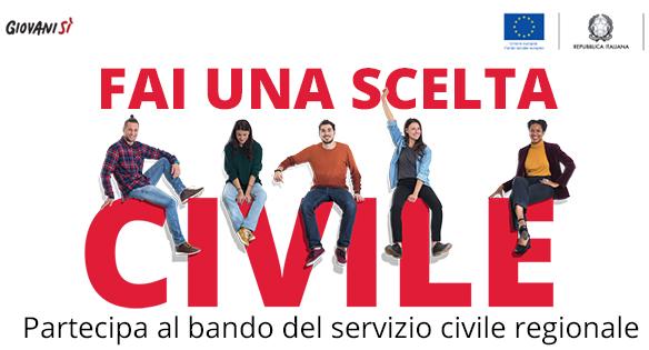 Servizio Civile a Sophia Regione Toscana