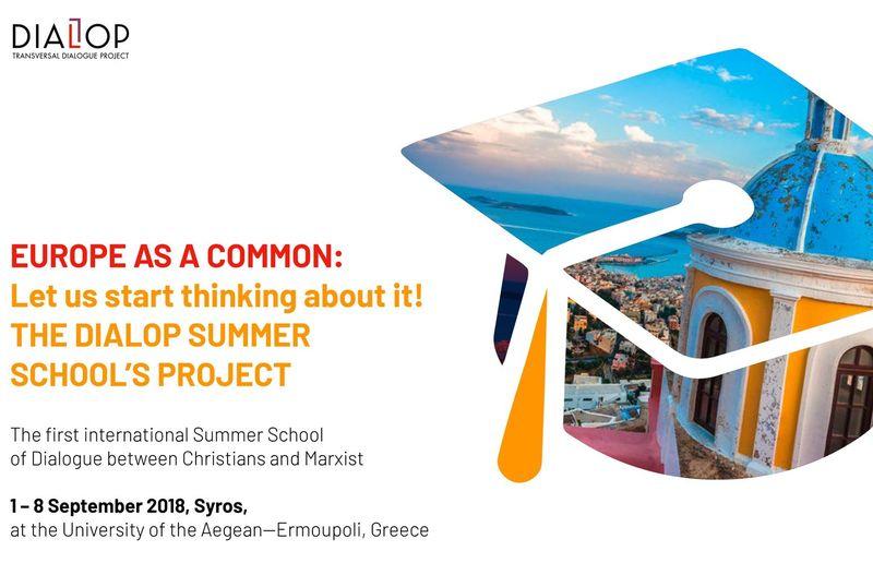 DIALOP 2018 summer school