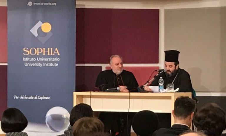 "Cattedra Ecumenica ""Patriarca Athenagoras – Chiara Lubich"""