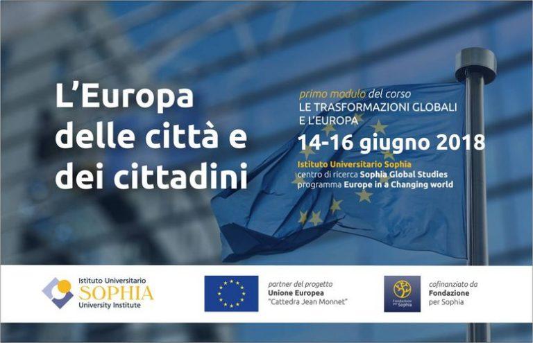 Europa città e cittadini