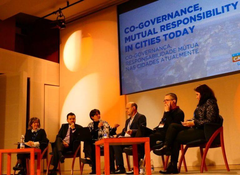 Da Sophia al Convegno internazionale: Co-Governance per la città