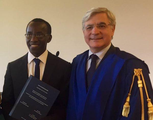 Pasquale Ferrara Melchior Nsavyimana