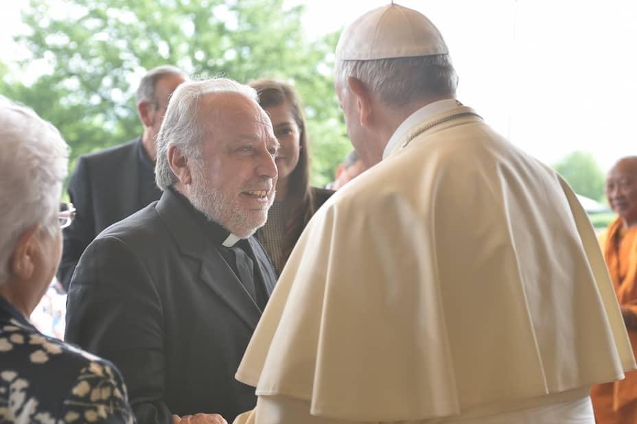 Piero e Papa Francesco