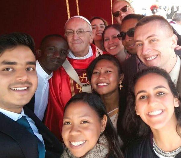 Natacha and the Pope