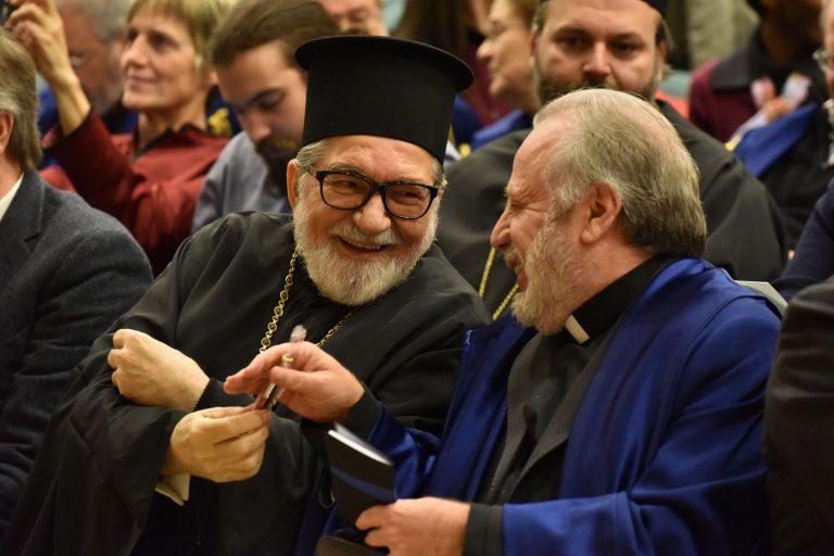 Le lezioni di Sua Eminenza Metropolita Gennadios Zervos