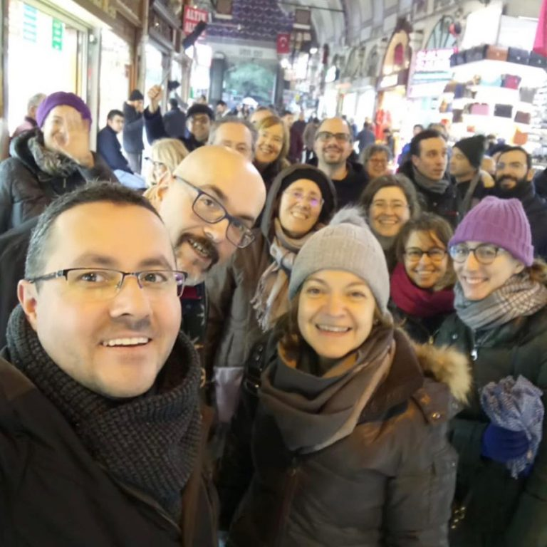 Una delegazione dell'Istituto Universitario Sophia ad Istanbul