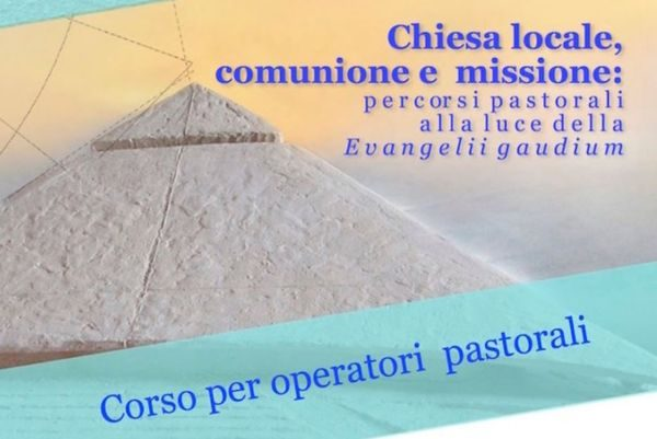 corso operatori pastorali 2019