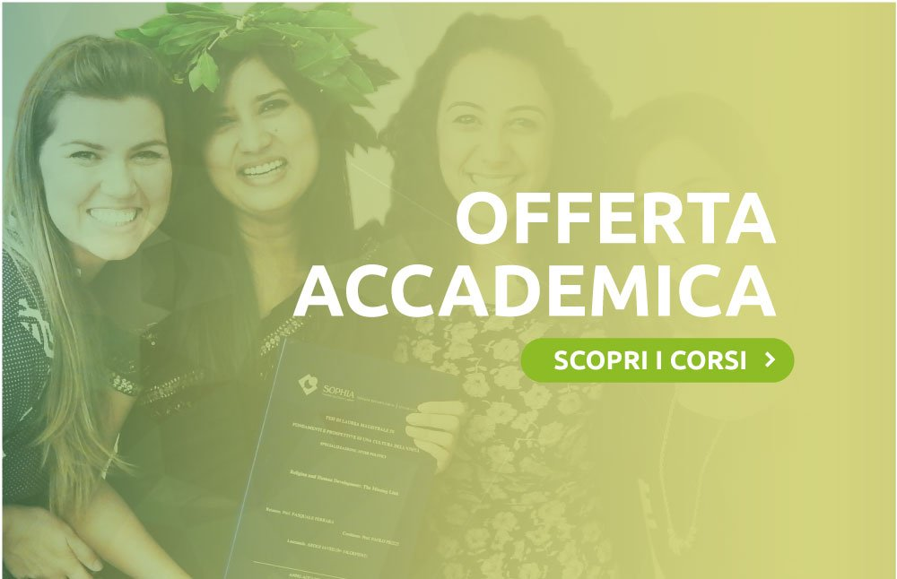 Offerta Accademica Sophia University